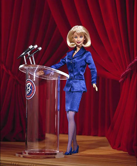 Barbie For President, 2000