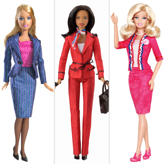 Cast Your Vote For Political Barbies Over the Years