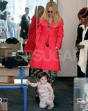 Rachel Zoe Stops to Shop With Her Quick Little Guy Skyler