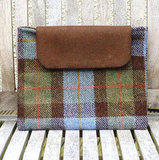 Harris tweed tablet cover ($59)