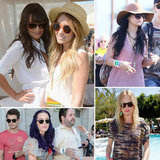 Celeb Style at Coachella Weekend One — Shop Their Concert Essentials