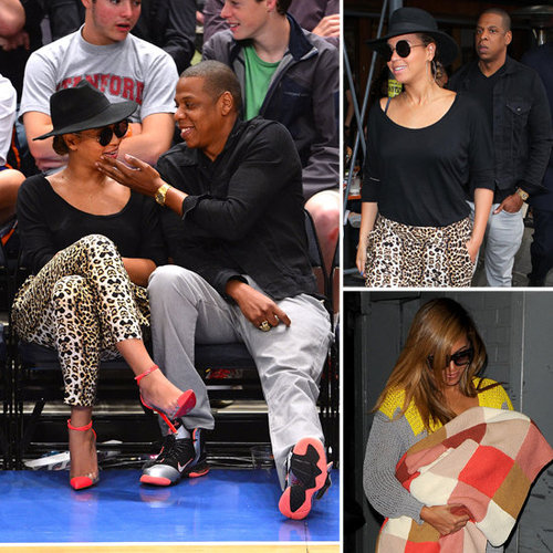 Beyonce Knowles and Jay-Z PDA Pictures