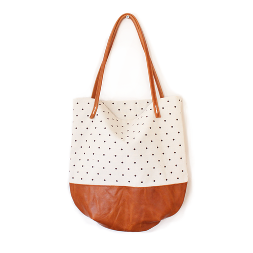 rennes shop — Riley Tote - Dots