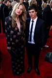 Sophie Lowe and Blake Davis
