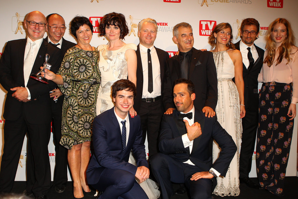 The Slap Cast