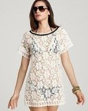 Betsey Johnson lace cover-up ($98)