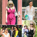 See and Shop Our Favorite Celebrity Easter-Weekend Looks