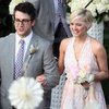 Ashlee Simpson Bridesmaid