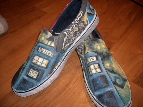 Van Gogh Doctor Who ($45)