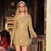 Gold Dresses For Spring 2012