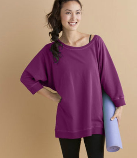 Gaiam Organic Cotton Sweatshirt