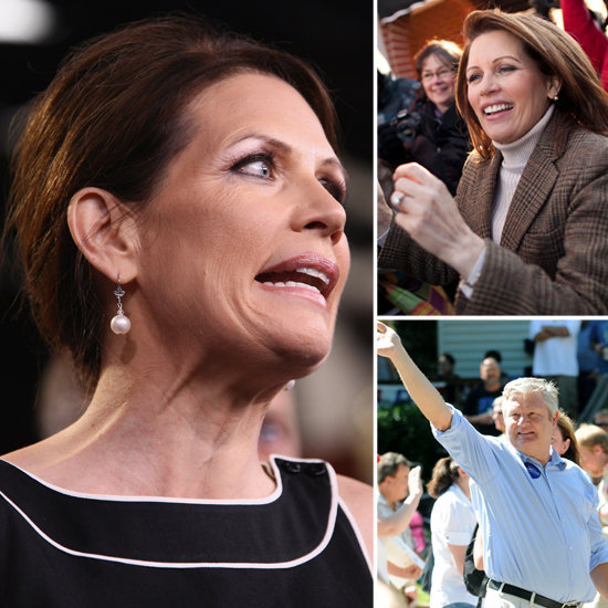 Michele Bachmann's Race Highlights