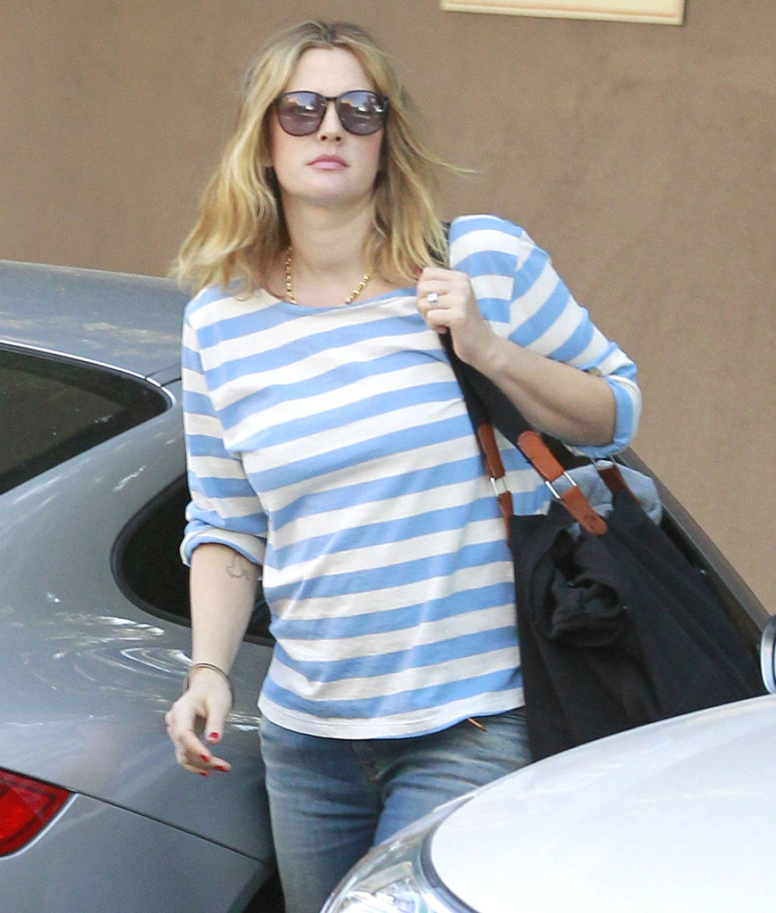 Drew Barrymore and Will Kopelman Look Loved Up on an LA Walk