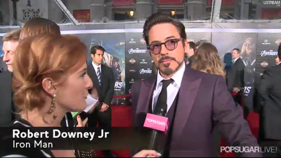 Watch The Avengers World Premiere Red Carpet on PopSugar LIVE!