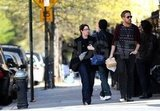 Ryan Gosling took a walk around sunny NYC.