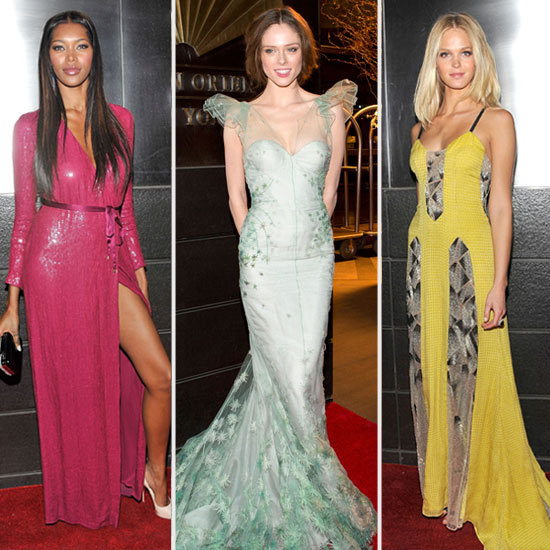 The Fashion Crowd Steps Out in Style at the 9th Annual Spring Dinner Dance — Who's Most Fab?