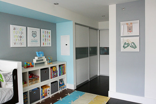 Easy-Access Play Area