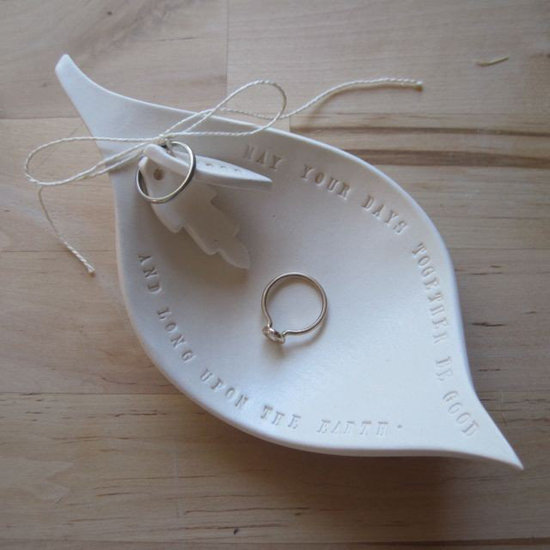 Leaf-Shaped Ring Bowl ($72)