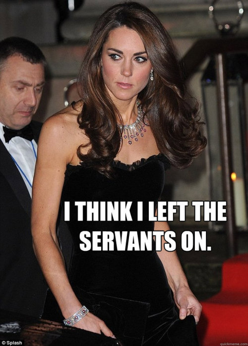 Kate Middleton For the Win
