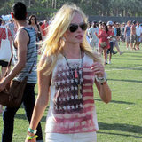 Coachella Music Festival Celebrity Pictures