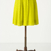 Everyone needs at least one statement skirt in their closet. Bright neon color makes this skirt undeniably eye-catching.