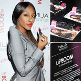 Alexandra Burke Launches Lip Boom Range With MUA