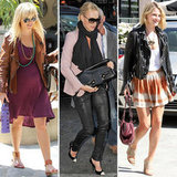This Week's Top Stars: Reese Witherspoon, Charlize Theron, Ali Larter, and Four More Standouts