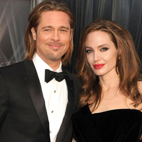 Brad Pitt Angelina Jolie Engagement Ring Details
