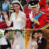 Savvy has the stats on the 10 most extravagantly expensive celebrity weddings.