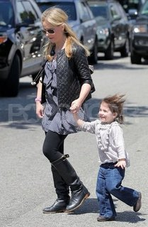 Sarah Michelle Gellar Pictures With Daughter Charlotte