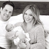 Hilary Duff Picture With Son Luca Comrie