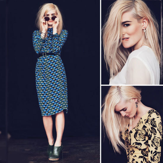 Yes, Fall may be a while away, but this Winter Kate and House of Harlow's autumnal lookbook is gorgeous.