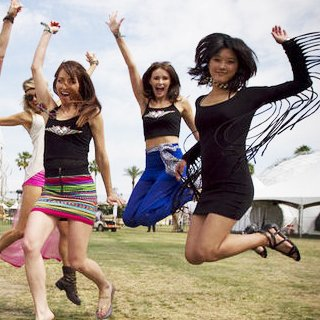 Festival Outfits at Coachella 2012