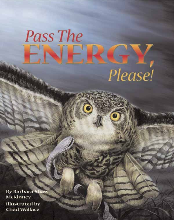 Pass the Energy, Please! ($9)