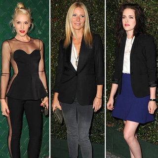 "Celebrity Pictures at Paul McCartney's ""My Valentine"" Party"