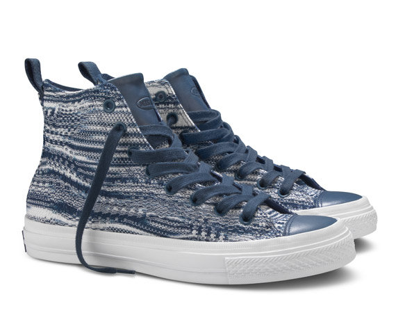 Missoni For Converse Chuck Taylors