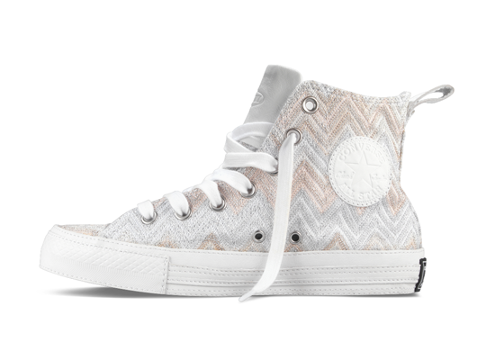 Missoni's New Converse Collaboration Is Available Now