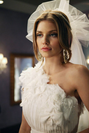 AnnaLynne McCord as Naomi on 90210.