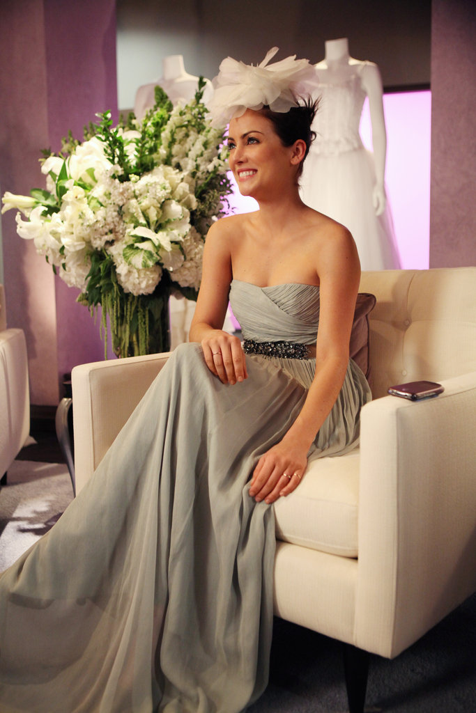 Jessica Stroup as Silver on 90210.