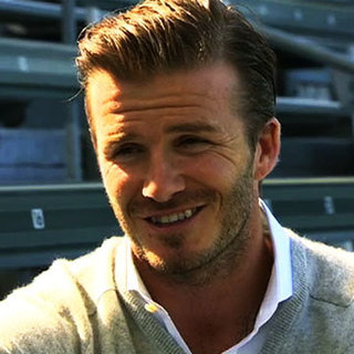 David Beckham Olympics Interview (Video)