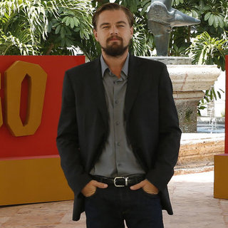 Leonardo DiCaprio Pictures at Summer of Sony 4 in Cancun