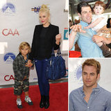 Gwen Stefani and Her Boys Join Other Famous Families For a Kid-Friendly Bash