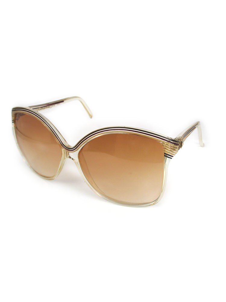 WGACA has a great selection of vintage sunglasses, and this pair is just one of our favorites.  Vintage Courreges Sunglasses From What Goes Around Comes Around ($178)