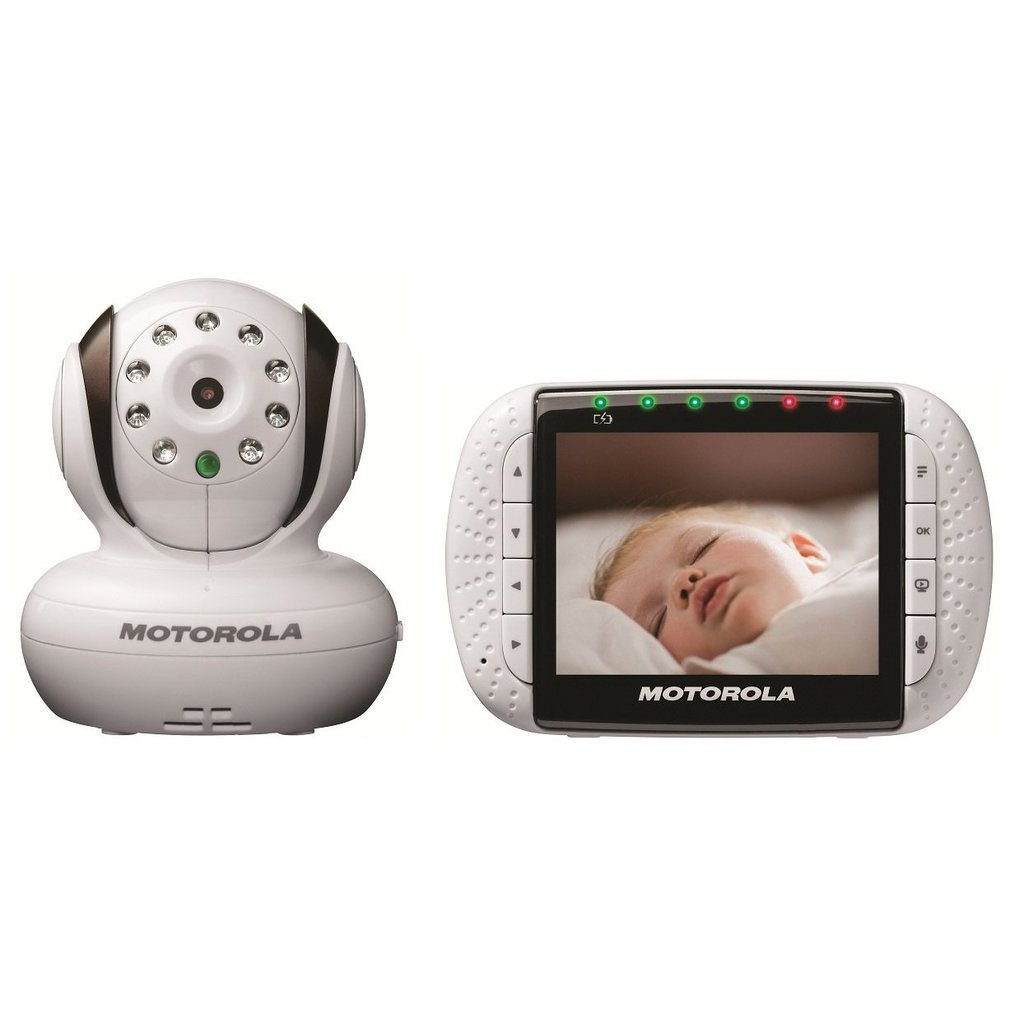 Motorola Digital Video Baby Monitor ($240)