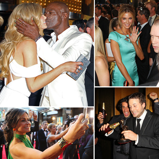 Candid Snaps From the 2012 Logie Awards!