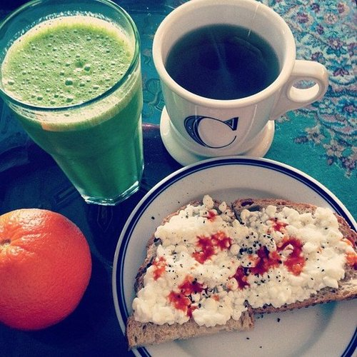 Breakfast Instagram Challenge
