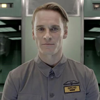 Prometheus Video With Michael Fassbender