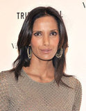 Padma Lakshmi attended the 2012 Tribeca Ball.