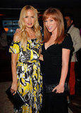Rachel Zoe and Kathy Griffin hung out together at Glamour's book party in West Hollywood.