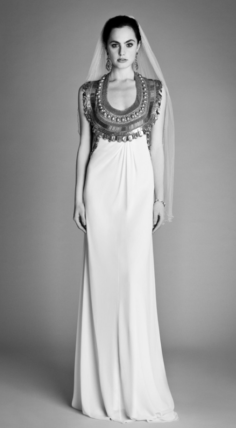 Temperley London Bridal Spring 2012 Ophelia Collection